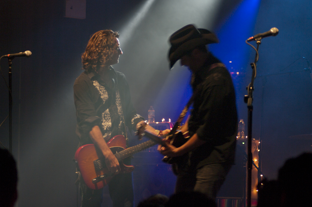 Roger Clyne and The Peacemakers, Roger Clyne & The Peacemakers, Highline Ballroom, concert, Jim Dalton, Roger Clyne