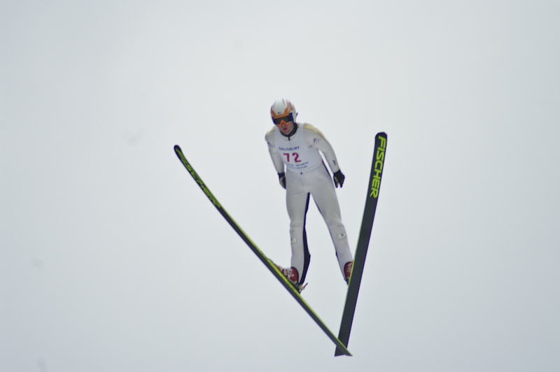 Salisbury Invitational Ski Jump, SWSA, Salisbury Winster Sports Associan, Andover Outing Club, NYSEF, Ford Sayre, Brattleboro Outing Club, Ski Jump, Andrew Bliss