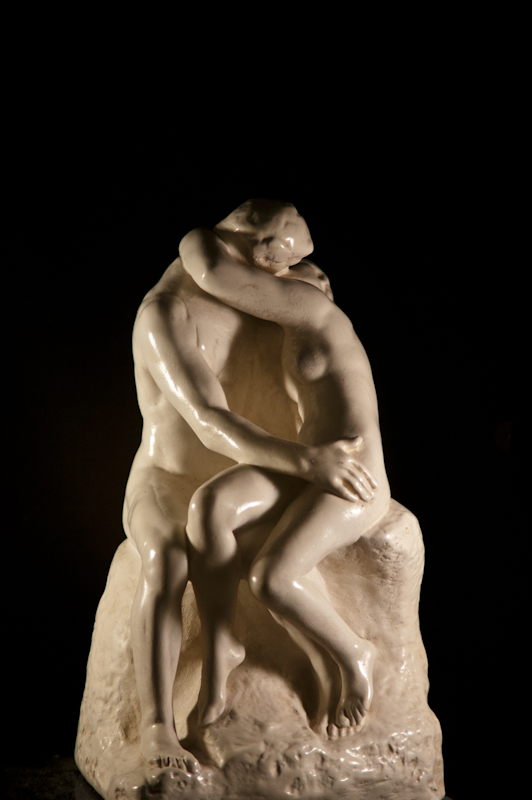 Rodin, The Kiss, Valentines Day, Love