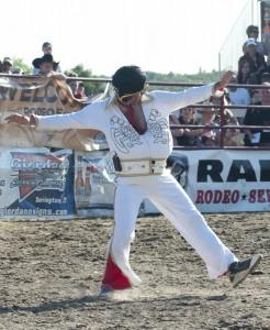 Goshen Stampede, Rodeo, Goshen Connecticut, cowboy, Elvis